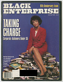 view <I>Black Enterprise, Volume 1, No. 10</I> digital asset number 1