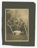 view Photograph of a hunting party digital asset number 1