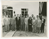 view Photograph of the senior officers of Atlanta Life Insurance Company digital asset number 1