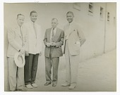 view Photograph of four employees outside Atlanta Life digital asset number 1