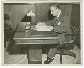 view Photograph of Gilbert DeLorme, Sr., Atlanta Life Insurance Company digital asset number 1