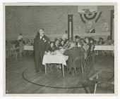 view Photograph of Gilbert E. DeLorme Sr., Atlanta Life Insurance Company reception digital asset number 1