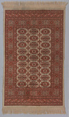 view Prayer rug used by Imam Derrick Amin digital asset number 1