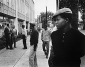 "view <I>Dr. Martin Luther King, Jr., Conferring with Wyatt ""Tee"" Walker</I> digital asset number 1"