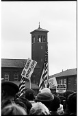 view <I>Massed Demonstrators, Selma to Montgomery March, St Jude Catholic Church</I> digital asset number 1