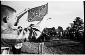view <I>Segregationist Taunting Marchers, Selma to Montgomery March</I> digital asset number 1