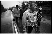 view <I>Jim Letherer Leading Marchers, Selma to Montgomery March</I> digital asset number 1