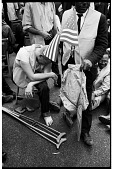 view <I>Jim Letherer Resting at the Conclusion of the Selma to Montgomery March</I> digital asset number 1