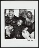 view <I>The Fugees, NYC, 1994</I> digital asset number 1