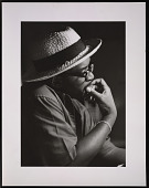 view Photograph of Fab 5 Freddy in NYC digital asset number 1