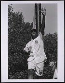 view Photographic print of KRS-One in Central Park digital asset number 1