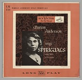 view <I>Marian Anderson Sings Spirituals</I> digital asset number 1