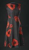 view <I>Dress designed by Tracy Reese and worn by the First Lady in connection with the 50th Anniversary of the March on Washington</I> digital asset number 1