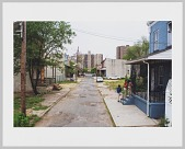 view <I>View West along Fern St. from #937, 2014</I> digital asset number 1