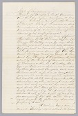 view Deed of sale for an enslaved woman named Cassey digital asset number 1