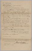 view Claim awarded by the Confederate state of South Carolina for enslaved man Dick digital asset number 1
