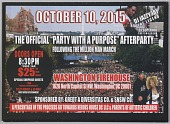 """view Postcard for The Official """"Party With A Purpose"""" Afterparty, MMM 20th Anniv. digital asset number 1"""