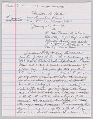 view Reminiscences of Melvin B. Tolson by Henrietta Bell Wells digital asset number 1