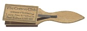 view Wooden clapper from the Cotton Club promoting Ethel Waters digital asset number 1