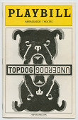 view Playbill for Topdog/Underdog digital asset number 1