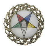 view Pendant for the Order of the Eastern Star digital asset number 1