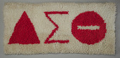 view Cut pile rug from Delta Sigma Theta Sorority digital asset number 1