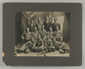 view Photograph of Chase County High School (Kansas) baseball team digital asset number 1