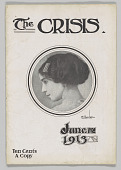 view <I>The Crisis, Vol. 6, No. 2</I> digital asset number 1