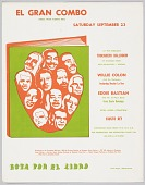 view Flier advertising concert featuring Willie Colon, Eddie Bastian and Hector Lavoe digital asset number 1