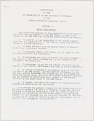 view <I>Constitution of the Lay Organization of the California Conference of the African Methodist Episcopal Church</I> digital asset number 1