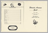 view Menu from the Florida Avenue Grill restaurant digital asset number 1