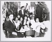 view <I>Bop City patrons, c. mid 1950s</I> digital asset number 1