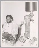 view <I>Slappy White & Redd Foxx, c. 1970s</I> digital asset number 1