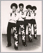 view <I>Local San Francisco boy band, names unknown, c. 1970s</I> digital asset number 1