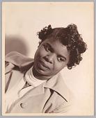 view <I>Mary E. Jackson, the photographer's wife, c. 1949</I> digital asset number 1