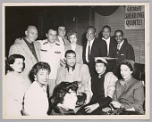 view <I>Joe Louis with wife and others, mid-1950s</I> digital asset number 1