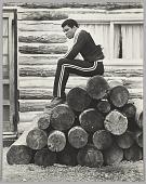 view <I>Muhammad Ali, 1978, Deer Lake, Pennsylvania</I> digital asset number 1
