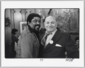 view <I>Alvin Ailey and Romare Bearden</I> digital asset number 1