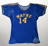 view Basketball jersey for Lockland Wayne High School digital asset number 1