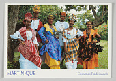 view <I>MARTINIQUE Costumes Traditionnels</I> digital asset number 1