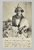 view <I>Woman in national dress. St. Lucia. W. I.</I> digital asset number 1