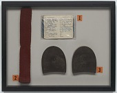 view Framed memorabilia from Selma to Montgomery March used by Dabney N. Montgomery digital asset number 1