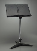 view Music stand used by Ginger Smock digital asset number 1