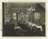 view Photograph of the interior of a New York restaurant digital asset number 1