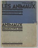view <I>Les Animaux vus par les Meilleurs Animaliers: Volume 1 Animaux Décoratif</I> digital asset number 1