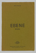 view <I>Ébène: Essai</I> digital asset number 1