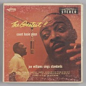view <I>The Greatest!! Count Basie Plays, Joe Williams Sings Standards</I> digital asset number 1