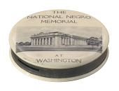 view Keepsake pocket bank for the National Negro Memorial digital asset number 1