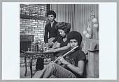 view <I>Toni Morrison, Slade Morrison, and Ford Morrison</I> digital asset number 1