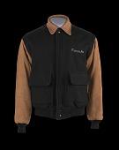 view Harpo Studios jacket worn by Bill Camacho on set of The Oprah Winfrey Show digital asset number 1